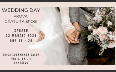 Wedding Day – Prova Gratuita