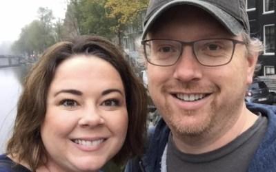 Adam Miller & Jessica Knutson, 18th Ave S