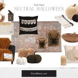 Top 4 Halloween Decor Style Profiles