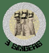 3 Singers logo