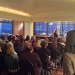 Thank You for attending 3 Singers at the Cliff Dwellers Club!!