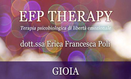 Video-corso: EFP Therapy – Gioia