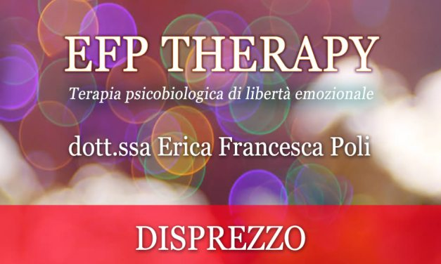 Video-corso: EFP Therapy – Disprezzo