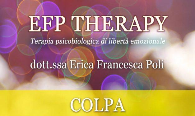 Video-corso: EFP Therapy – Colpa