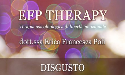 Video-corso: EFP Therapy – Disgusto