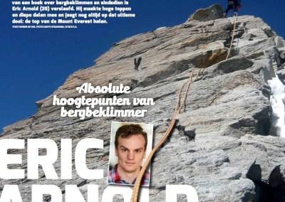 Panorama – Absolute hoogtepunten van Bergbeklimmer Eric Arnold