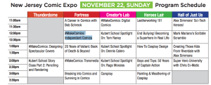 I'll be on this panel with Joey Esposito and some other people. : )