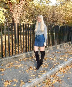How to wear: Cuissardes Boots