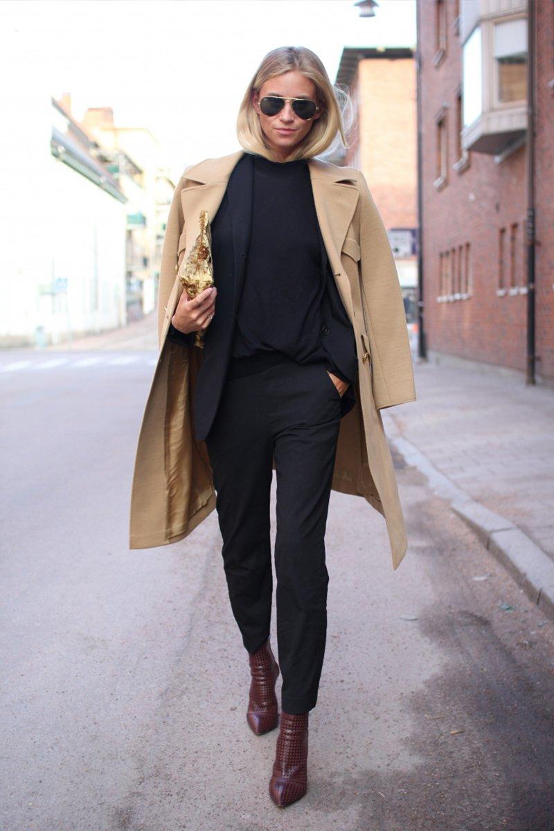 Ho selezionato per voi 7 idee per come indossare il cappotto color cammello questo autunno e inverno. Il color cammello è il colore per questa stagione.