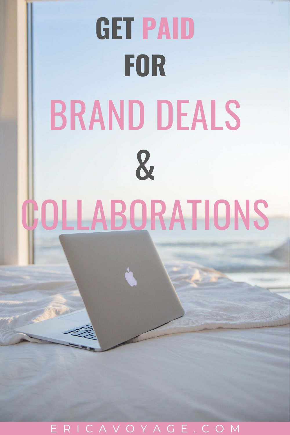 A guide to find brands to collaborate with. It explains how to directly pitch them a partnership opportunity. Read this is you are looking for brand deals.