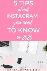 People are constantly moving from one trend to another. I've done some research on the latest Instagram trends and put together 5 you HAVE to know in 2020!