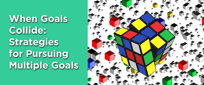When Goals Collide: Strategies for Pursuing Multiple Goals