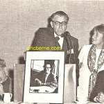 ITAA August 1970 Conference commemorating the life of Eric Berne. Has Ellen Berne, David Kupfer, Claude Steiner