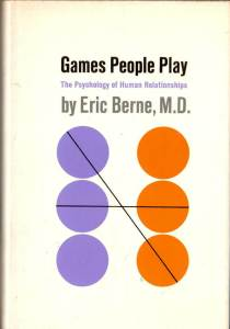 Grove Press First Edition of Games People Play