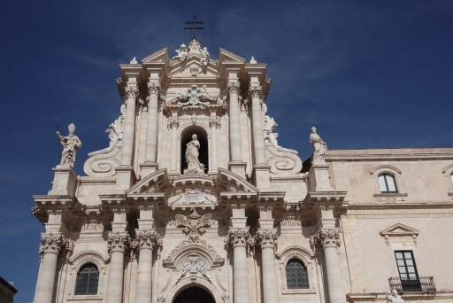 De domkerk van Siracuse