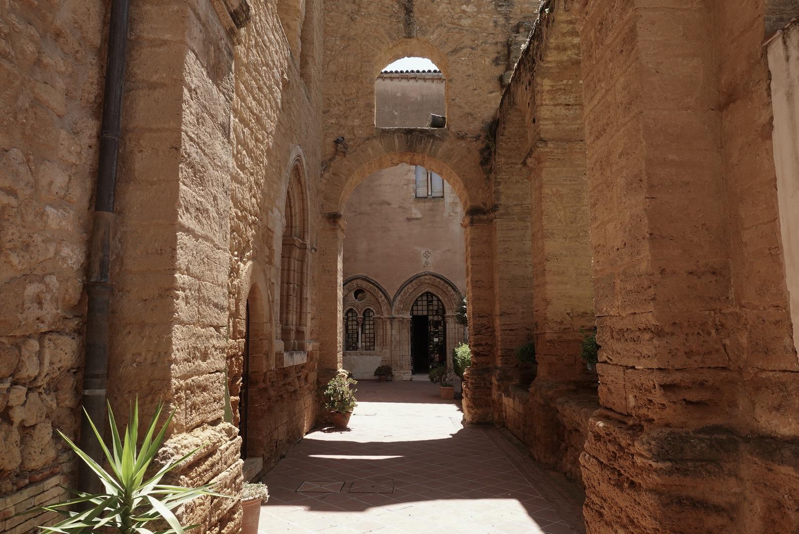 Monasterio Santo Spirito, Agrigento