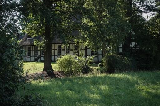 Een landhuis in Hemmoor