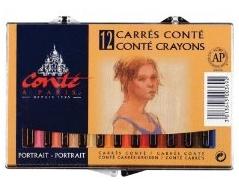 Conte Crayon Set