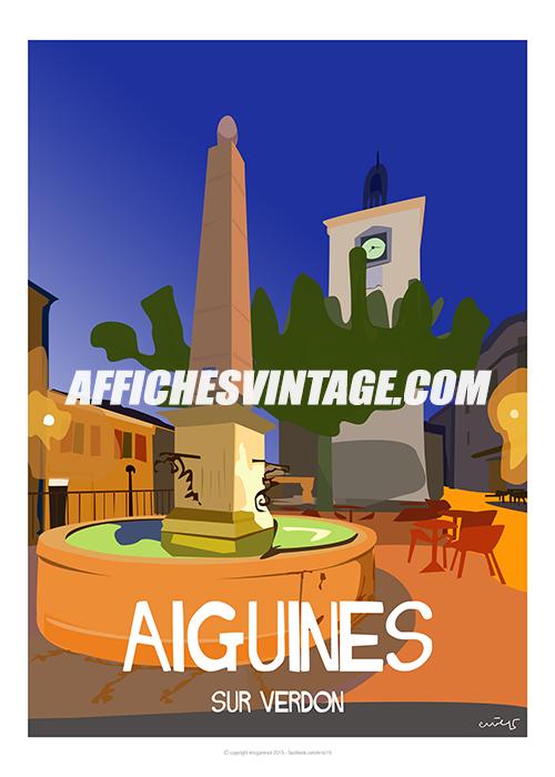 aiguines-place