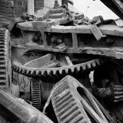 Image of Broken gears from www.ericgarland.co