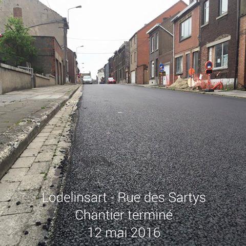 lodelinsart-travaux-rue-sartys