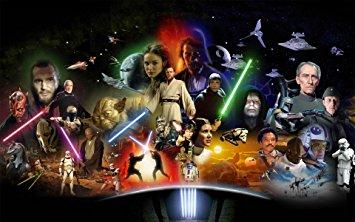 Star Wars Rey is the Last Jedi