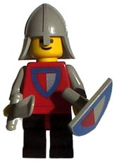 The LEGO Thread   NeoGAF My first knights looked like this