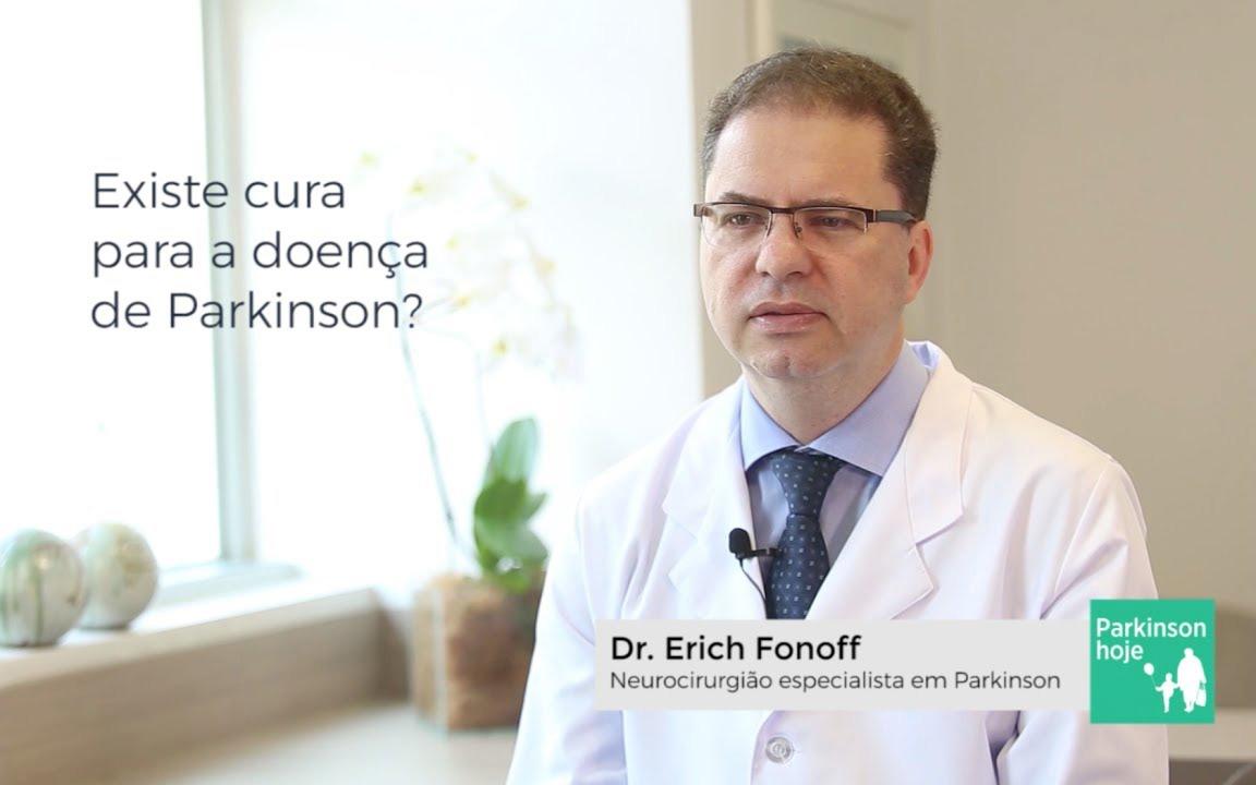 Erich Fonoff responde: série de vídeos sobre doença de Parkinson