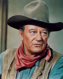 This is the John Wayne I remember
