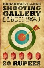 Kakariko Shooting Gallery
