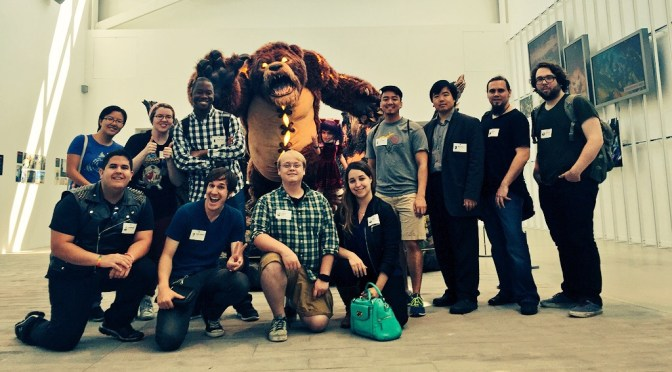 IGDA Scholars at Riot Games