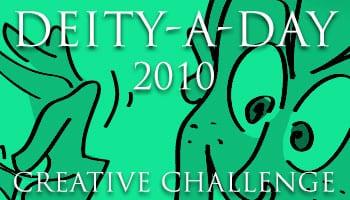 Deity-A-Day 11 | Barnaby