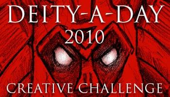 Deity-A-Day 3 | Hades