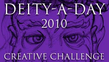 Deity-A-Day 4 | Dionysus God of Wine