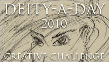 Deity-A-Day 6 | Demeter