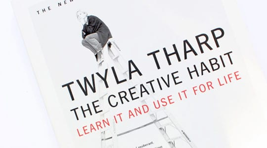 Review: The Creative Habit by Twyla Tharp