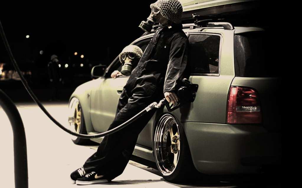 gas-mask-gas-station