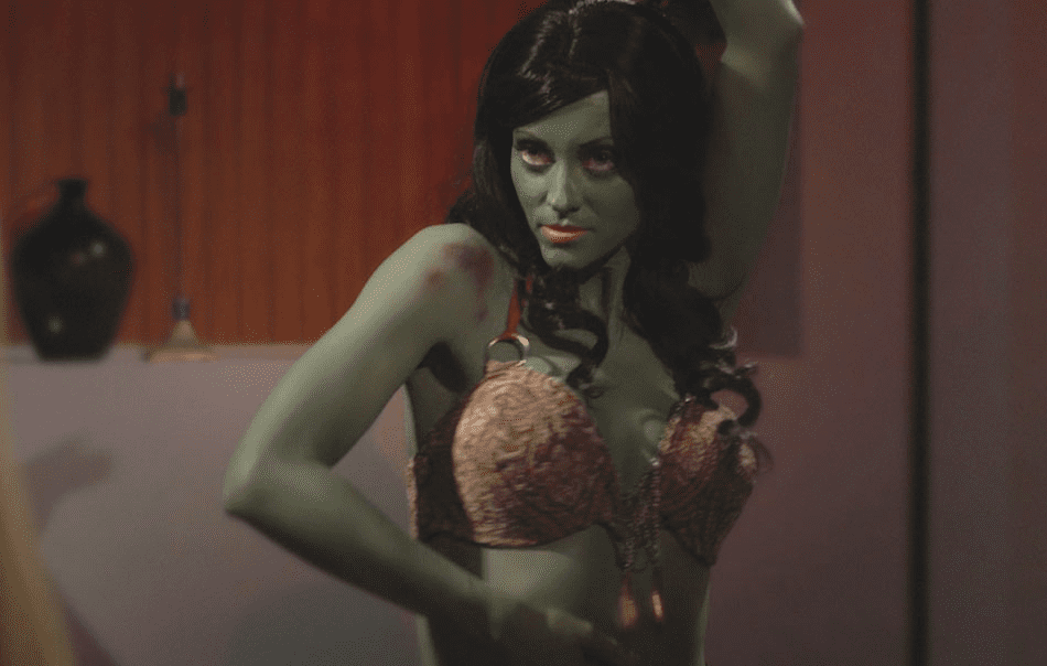 Star Trek COntinues Orion Slave Woman