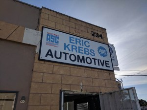 eric kreb's automotive repair