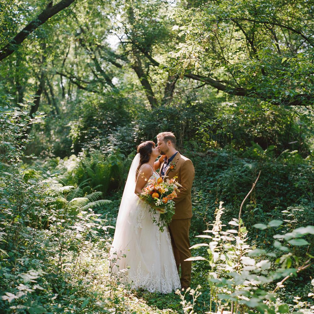 Camrose Hill Wedding Flowers