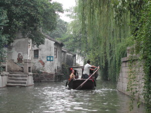 Canal Boat 2004