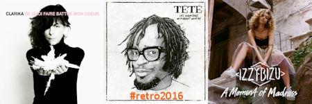 Retro albums 2016