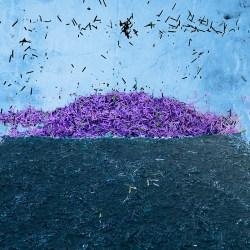 Purple Paper Island
