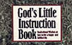 God's Little Instruction Book?