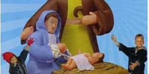 Tales from the Kitsch: More Tacky (and Creepy!) Nativity Scenes