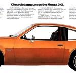 The Almost Muscle Car Chevy Monza 1975 1980 Epautos Libertarian Car Talk