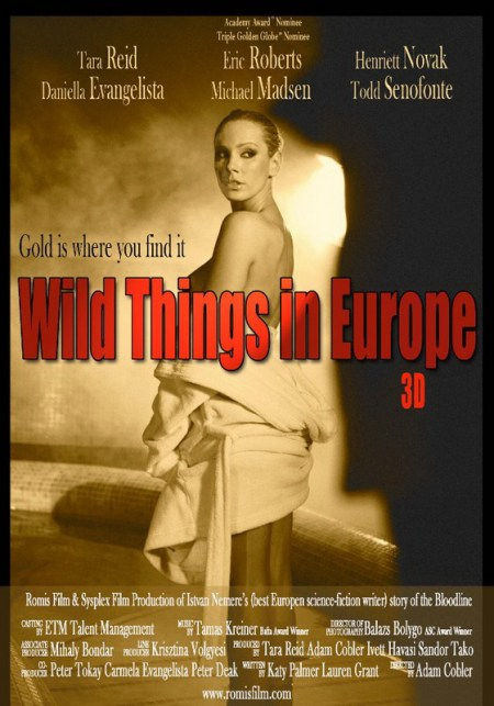 Wild Things in Europe 3D