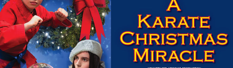 Episode 102: Eric Roberts is the Man Redux – A Karate Christmas Miracle (2019)