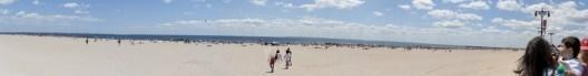 Brighton Beach Panorama