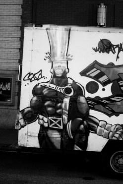 Sometimes Grafitti is Art